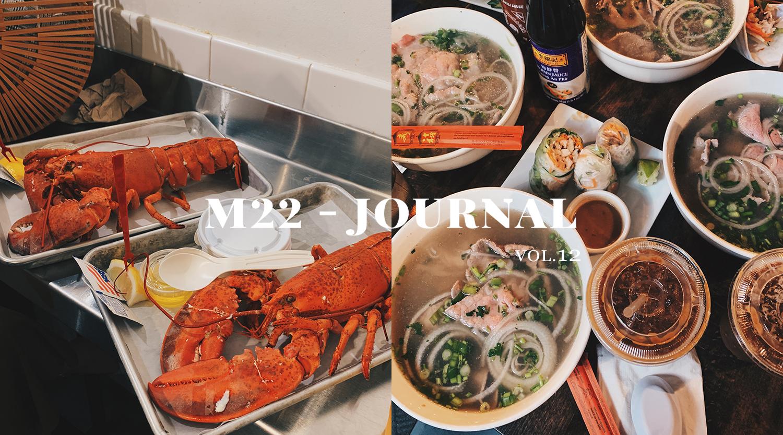 【#M22吃貨日記--紐約美食清單大公開】